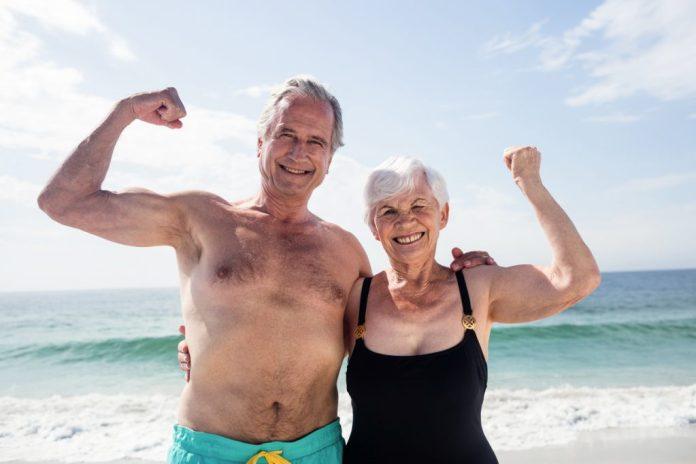 As mudanças da musculatura corporal na terceira idade