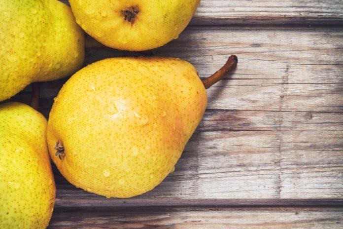 1 simples Pera, 20 incríveis benefícios