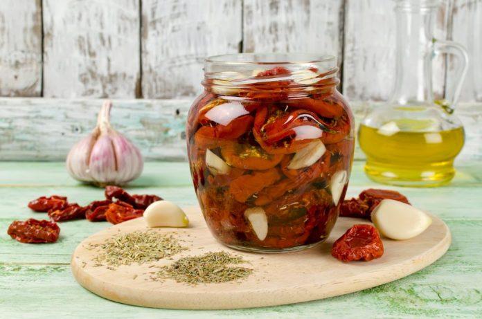 Tomate Seco – Conheça os benefícios