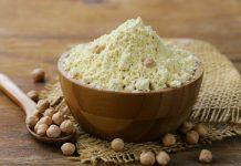 Farinha de Grão-de-bico – Emagrecendo com saúde