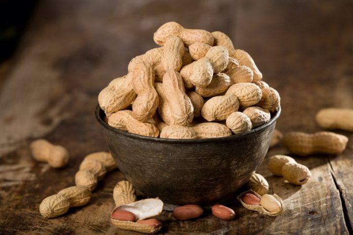 Amendoim – 8 Benefícios para a saúde