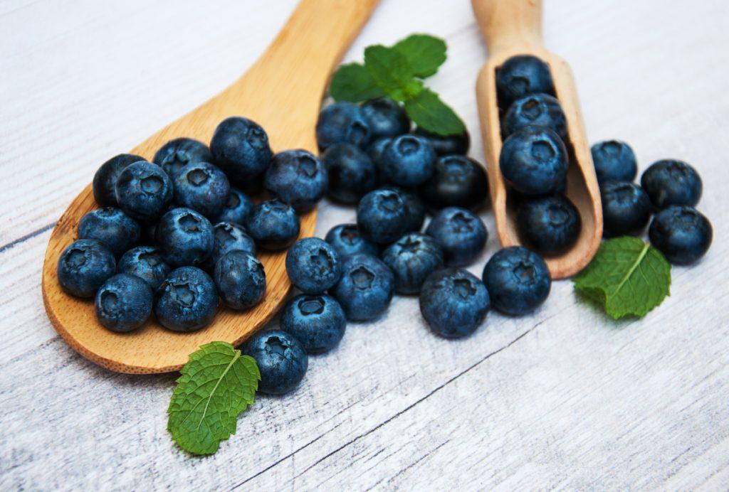 beneficios do blueberry para a saude
