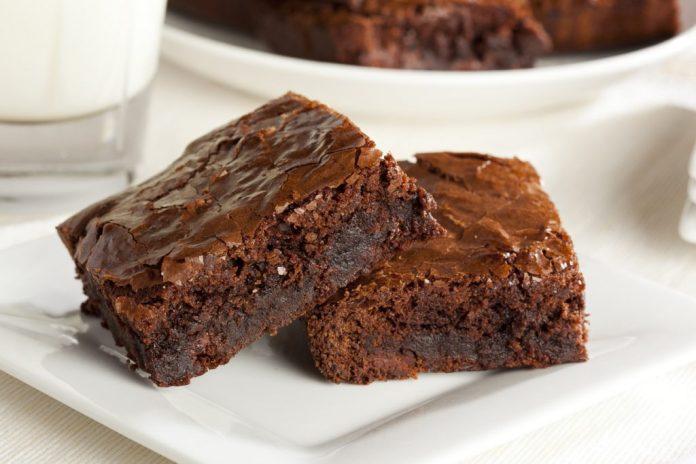 O melhor Brownie do Mundo - Receita