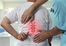 Dor no meio das costas – Possíveis causas