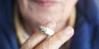 Parar de fumar na Terceira Idade – Muitos benefícios
