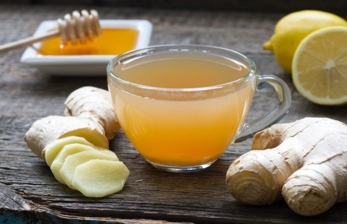 Chá de Limão com Gengibre – Termogênico e eficaz no combate aos radicais livres