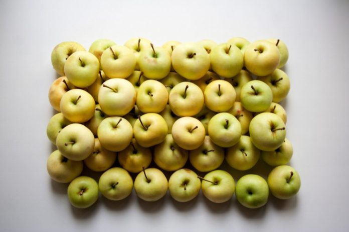Maçã - 8 variedades distintas