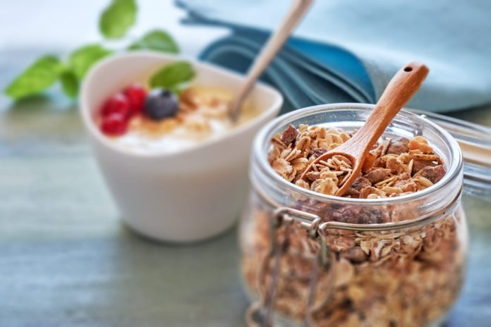 A granola e seus 10 benefícios