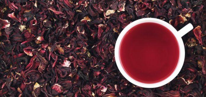 Chá de hibisco – Receita para emagrecer