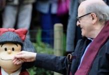 Homenagem a Quino – Frases da Mafalda