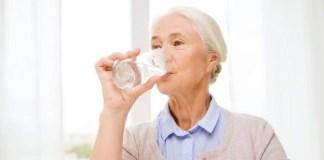 Consumindo a quantidade de água ideal
