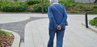 Caminhada - 30 minutos por dia mantém a juventude