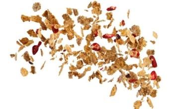 A importância de comer granola