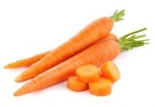 10 benefícios da cenoura para o organismo