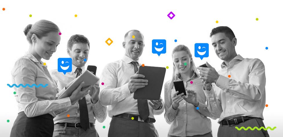 App promete aumentar a felicidade no ambiente de trabalho