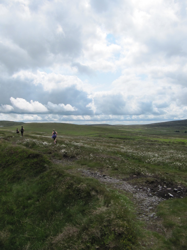Fell Running in the Peak District