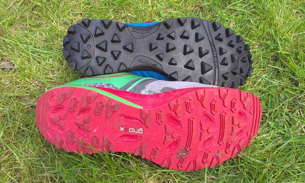fell shoe grip comparison
