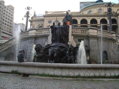 Praça da idependência