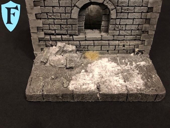 Kleine Ruine für Frostgrave