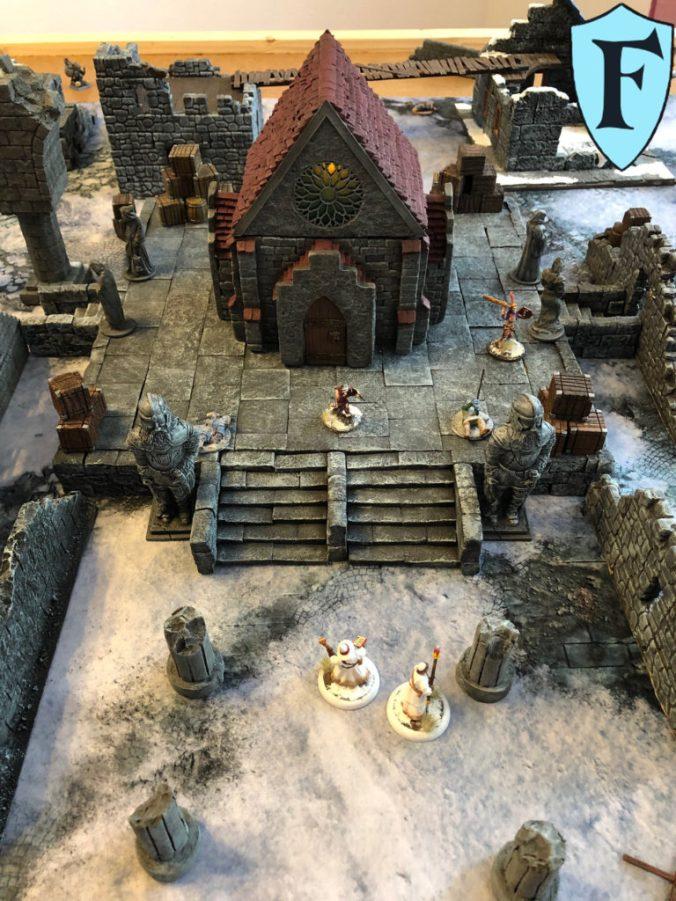 Mausoleum für Frostgrave