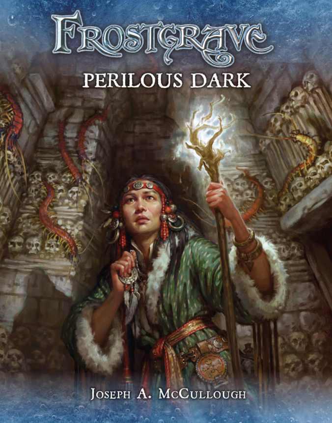 Frostgrave Perilous Dark