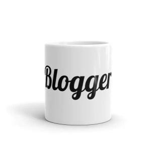 Blogger Mug mockup d31bfdc0