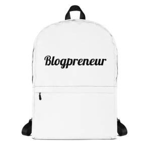 Blogprenuer Backpack mockup f51dbe6f