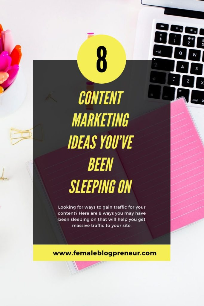 8 Content Marketing Ideas You've Been Sleeping On! C0DAE32E 8752 4A36 8A83 908D5B3CE812