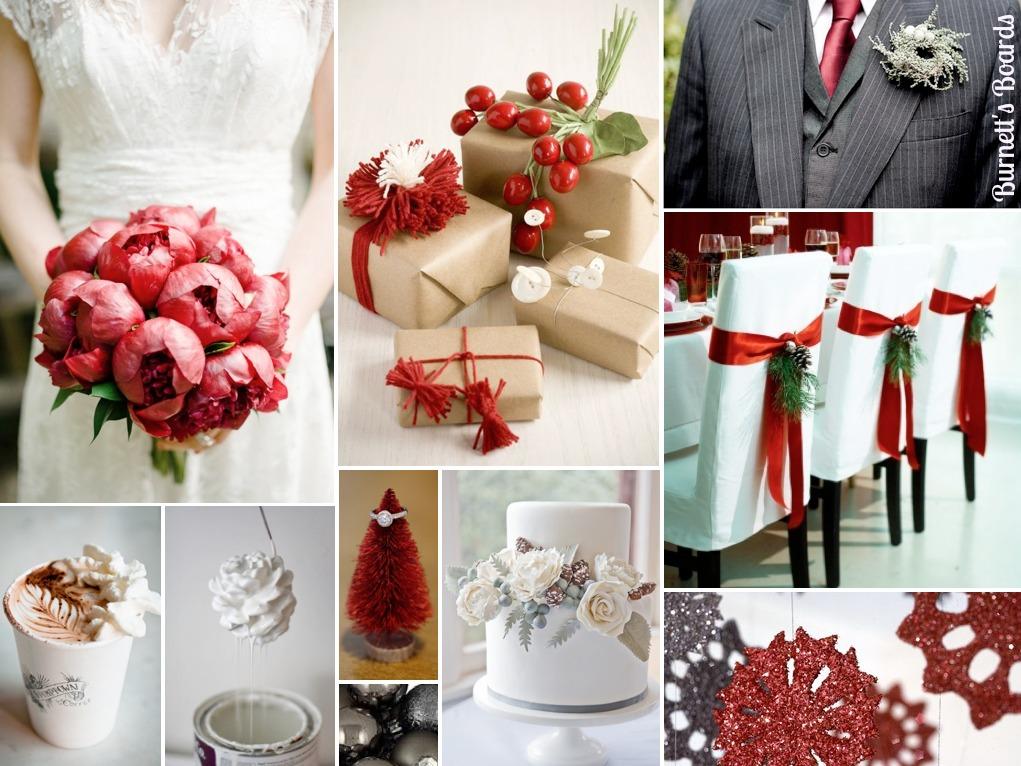 Xmas Wedding Ideas
