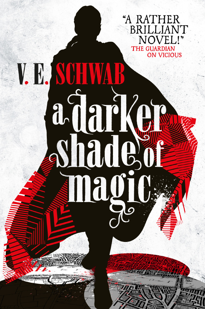Top Ten Fantasy Writing Tips by V.E Schwab
