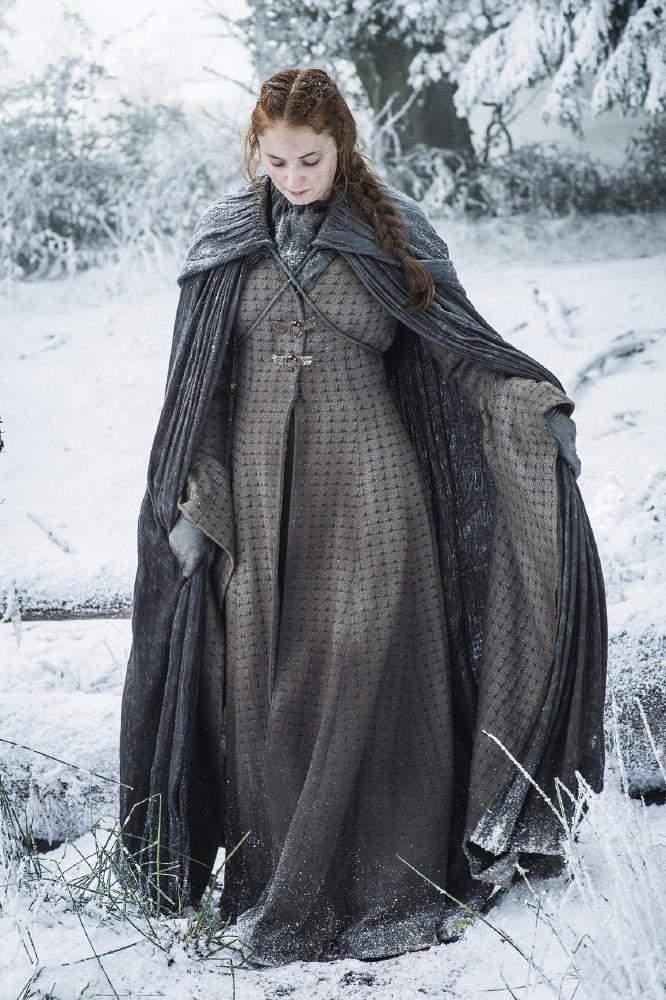 Sansa Catelyn marron