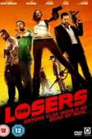 THE LOSERS  poster image