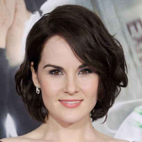 Michelle Dockery planning to stick with Downton Abbey ...