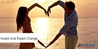 Accept and Expect Change