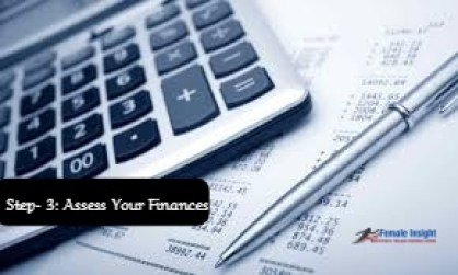 Assess Your Finances