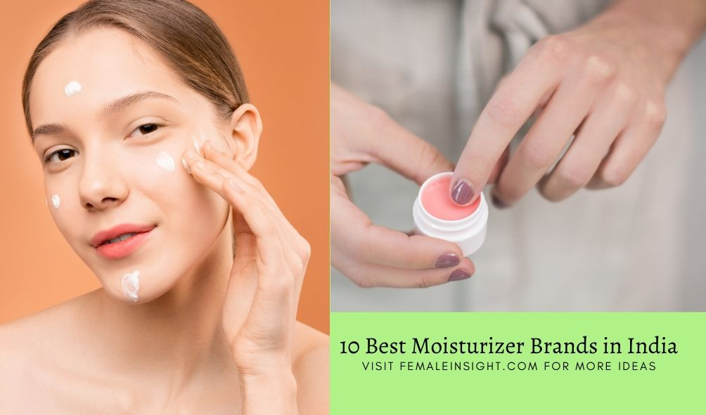 10 best moisturizer in india