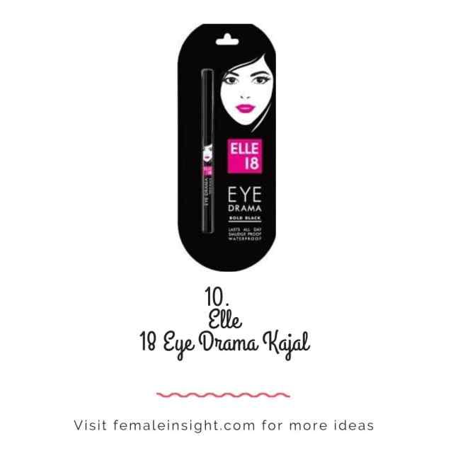 Elle 18 Eye Drama Kajal