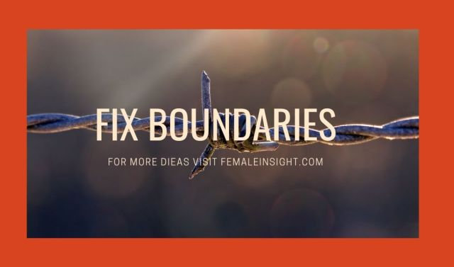 Fix Boundaries
