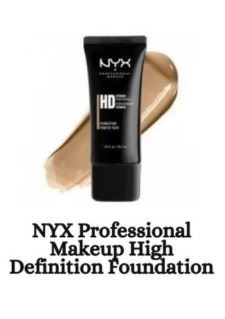NYX Professional Makeup High Definition Foundation