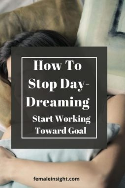 How To Stop Day Dreaming