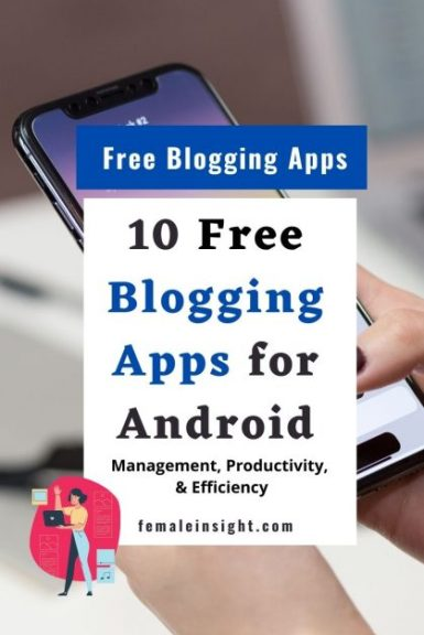 Free Blogging Apps for Android