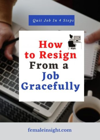 How to Resign From a Job Gracefully 2