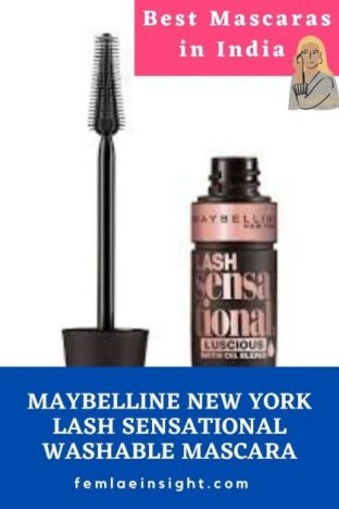 Best Mascaras in India