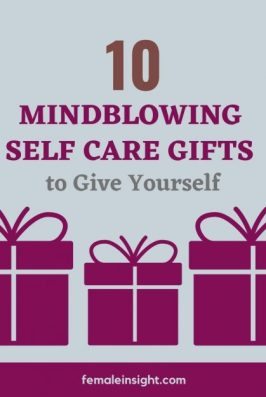 Self Care Gifts 1