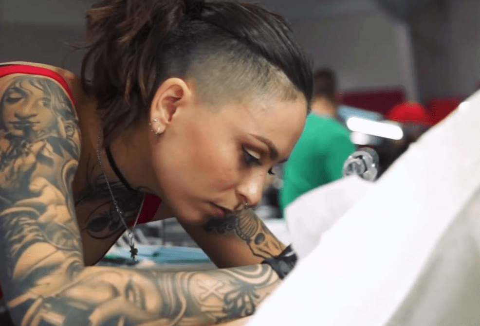 Angel Rose Fergerstrom Talks Going From Ink Master To Shop Owner