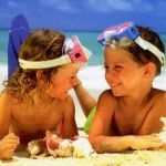 Consigli per la sicurezza in acqua dei bambini
