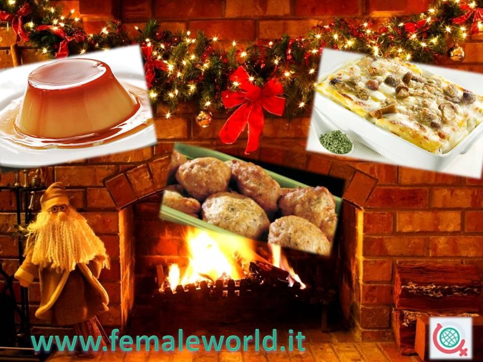 Menu di Natale: Famiglia, calore e affetto