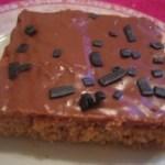 Natale in tavola, Finlandia: Quadrati di cioccolato