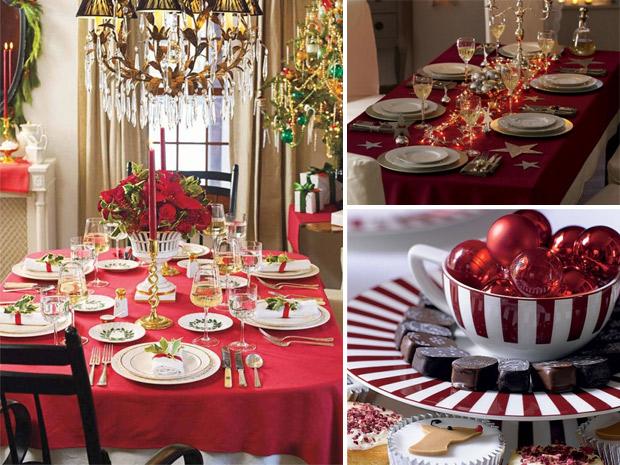 Come apparecchiare la tavola di natale female world il blog delle donne - La tavola di natale decorazioni ...