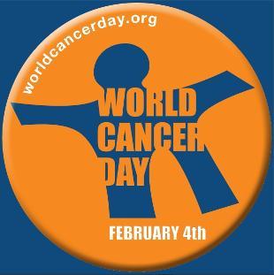 Giornata mondiale contro il cancro, 4 febbraio 2014